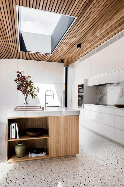Cuisine Terrazzo granito - Décaum Paris